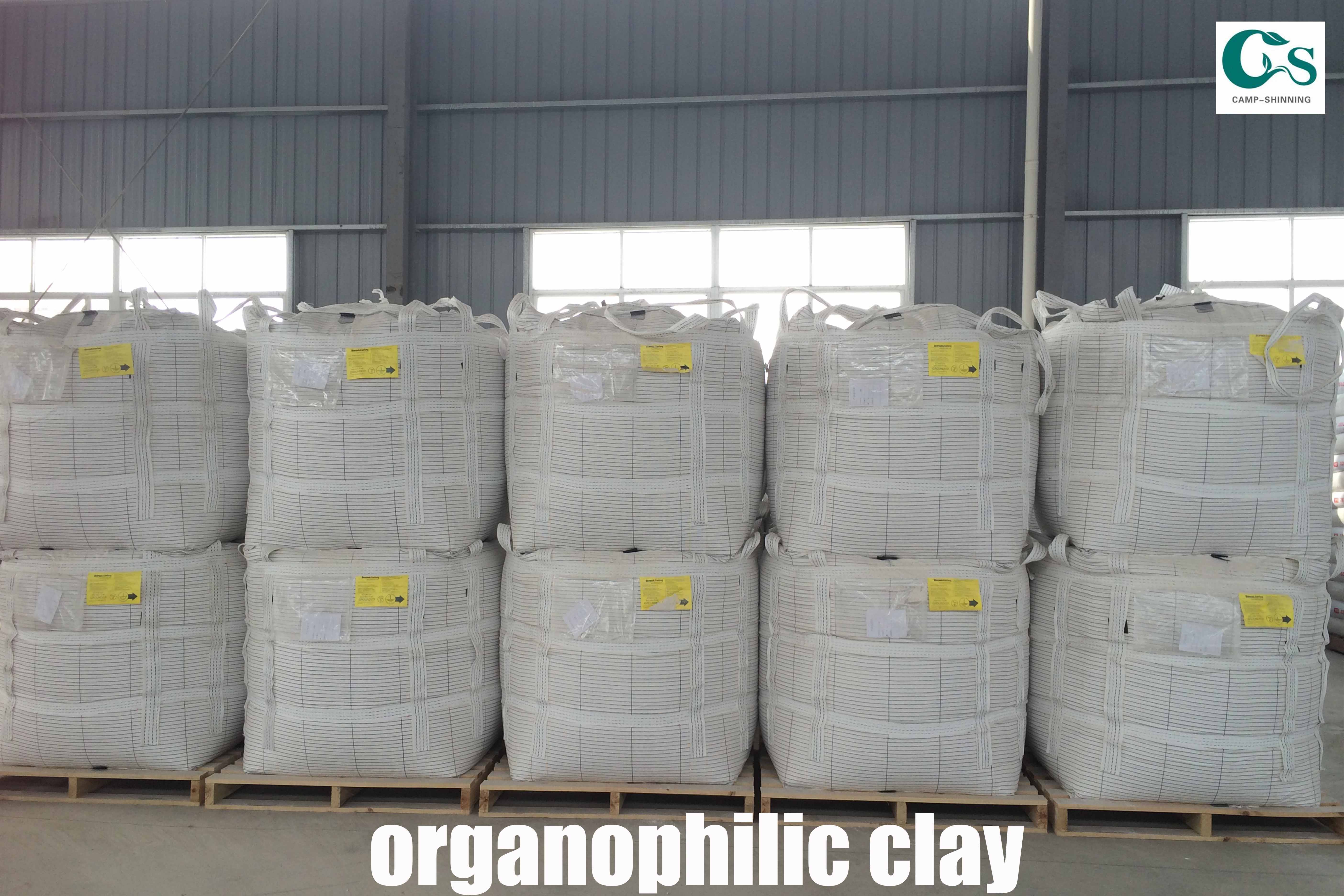 Organoclay CP-MP10 rheological additive for paints